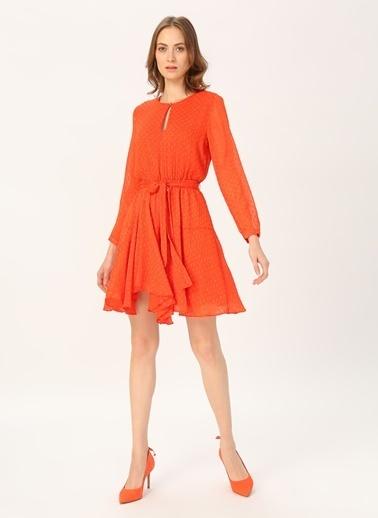 Random Elbise Oranj